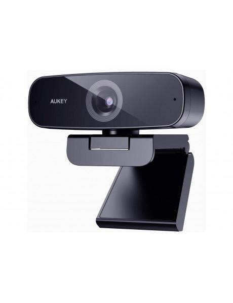 INTERNETINĖ KAMERA Aukey Webcam PC-W3 Black