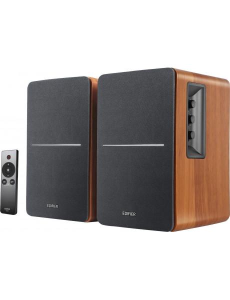 Kompiuterio kolonėlės Edifier Powered Bookshelf Speakers SR1280TS Brown