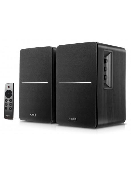 Kompiuterio kolonėlės Edifier Powered Bluetooth Bookshelf Speakers R1280DBS Black