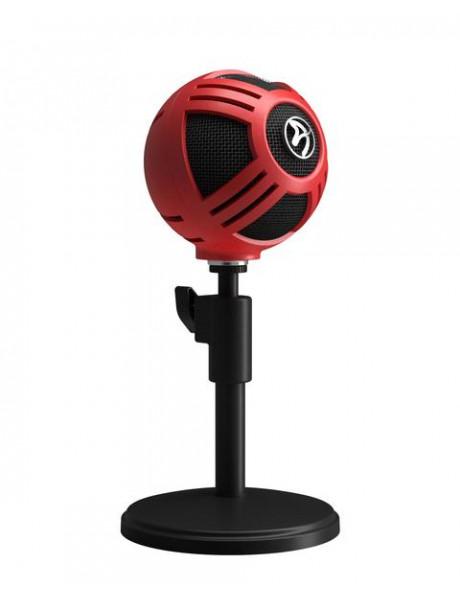 MIKROFONAS AROZZI Sfera Microphone - Red