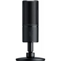 MIKROFONAS Razer Cardioid Condenser microphone Seiren X Black