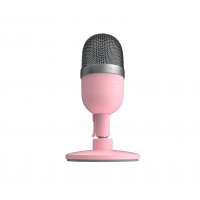 MIKROFONAS Razer Seiren Mini Condenser Microphone, Quartz Pink, Wired