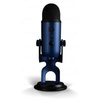 MIKROFONAS Blue Yeti, midnight blue 988-000232