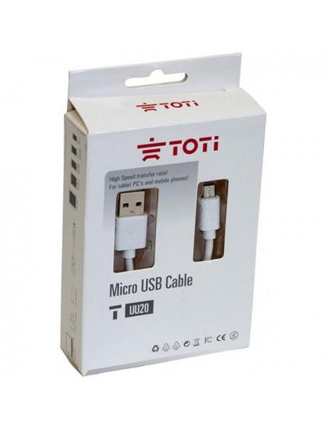 LAIDAS TOTI USB TO MICRO USB CABLE 1 METER TUU20