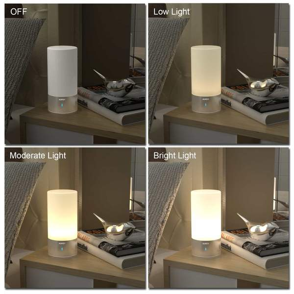LEMPA Aukey LT-T6 Table Lamp