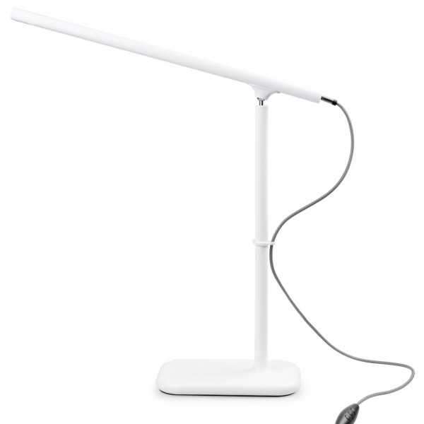 Stalinė lempa ColorWay LED Table Lamp Portable & Flexible with Built-in Battery White, Table lamp, 3
