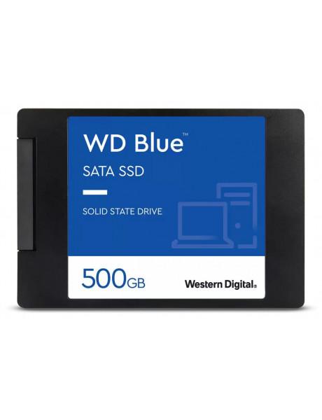 SSD DISKAS WD SATA2.5 500GB TLC BLUE WDS500G2B0A WDC