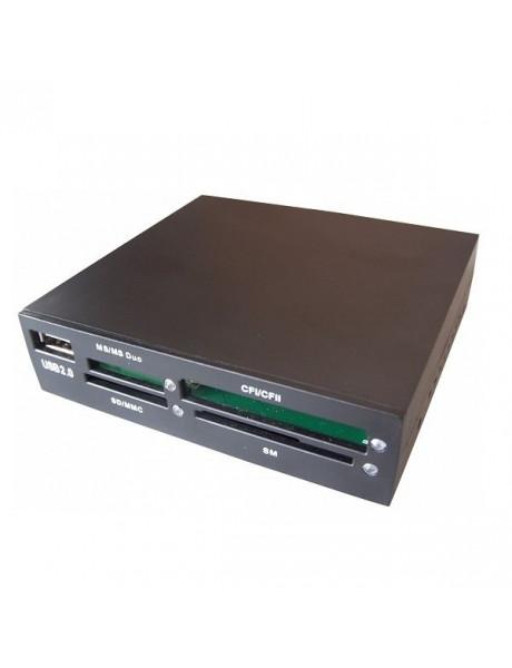 MEMORY READER FLASH/USB FDI2-ALLIN1-B GEMBIRD