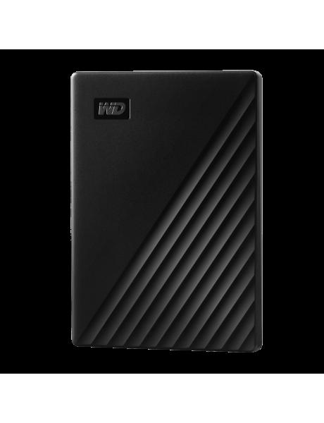 IŠORINIS KIETASIS DISKAS WD My Passport (2TB USB 3.2) Black