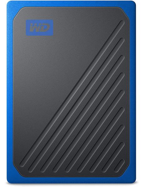 IŠORINIS KIETASIS DISKAS WD MY PASSPORT 500GB WDBMCG5000ABT-WESN WDC