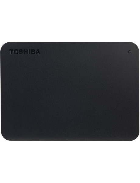 Išorinis kietasis diskas Toshiba HDD USB3 1TB EXT. 2.5 BLACK TOSHIBA