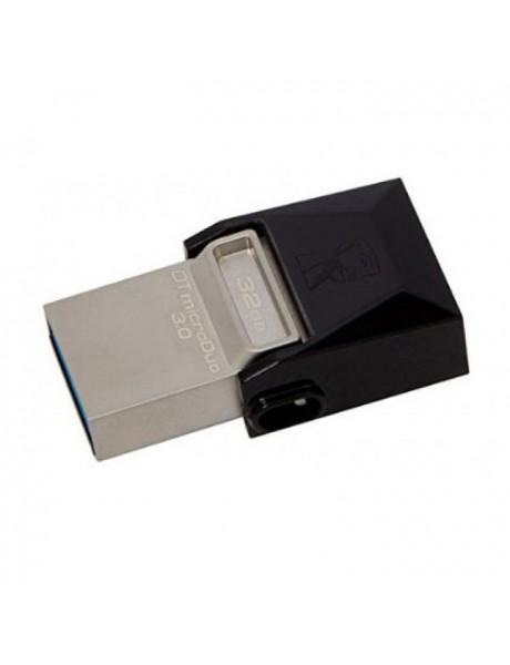 USB ATMINTINĖ KINGSTON 32GB MICRODUO DTDUO3C/32GB