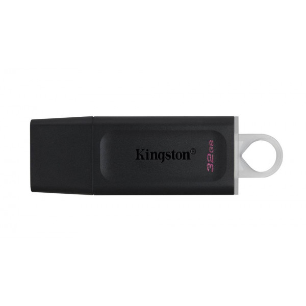 USB atmintukas KINGSTON 32GB USB3.2 Gen 1 DataTraveler Exodia (Black + Whit