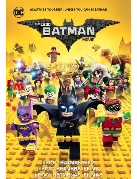 DVD filmas Lego Betmenas.Filmas