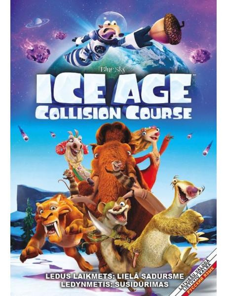 Ledynmetis: susidūrimas DVD filmas