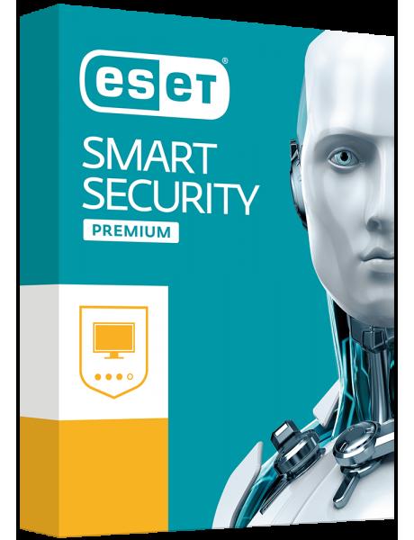 ESET Smart Security Premium BOX 1 komp.