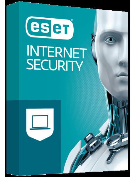ANTIVIRUSINĖ PROGRAMA ESET Internet Security BOX 2 komp.