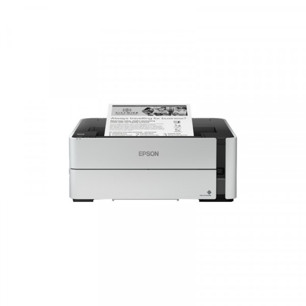 "SPAUSDINTUVAS Epson Printer ""EcoTank"" M1140 Mono, Inkjet, Standard, A4, Grey"