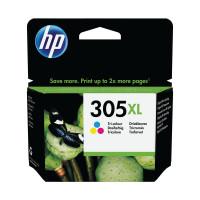 Rašalas HP 305XL High Yield Tri-color Original