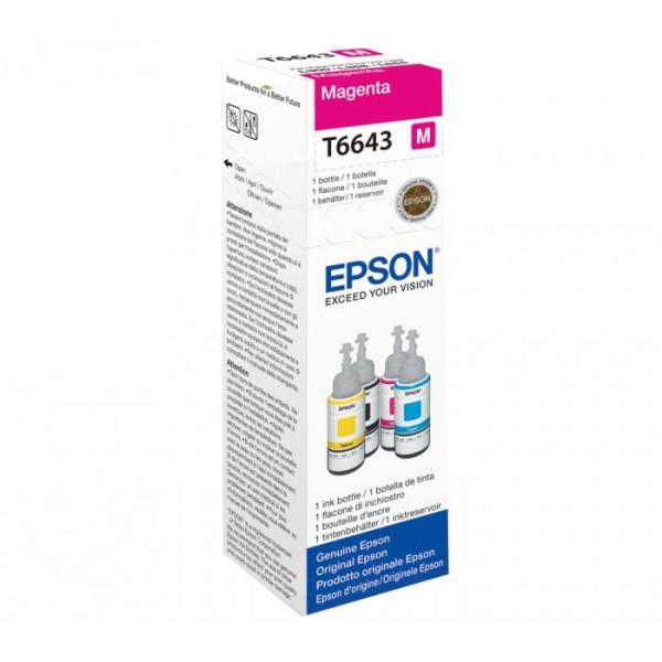 RAŠALAS EPSON T6643 MAGENTA 70ML