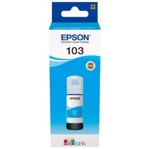Rašalas Epson 103 CYAN