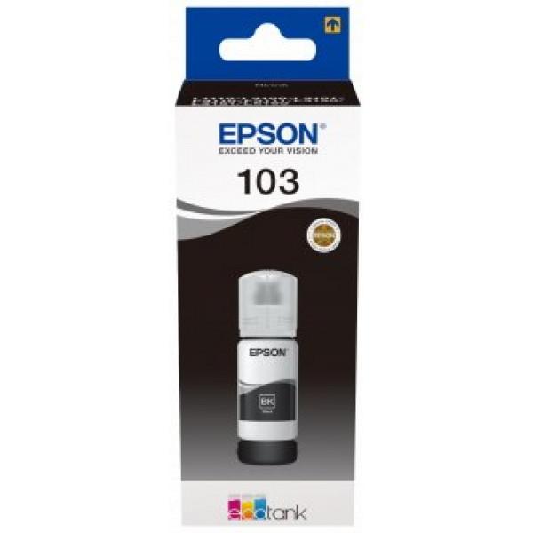 Rašalas Epson 103 BLACK