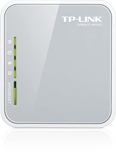 ROUTERIS WI-FI TP-LINK TL-MR3020 3g/4g