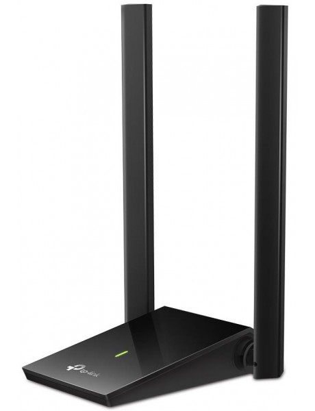 Maršrutizatorius TP-LINK Archer T4U Plus 400+867 Mbit/s, Antenna type 2× External 5 dBi High Gain An