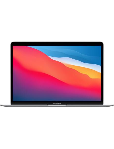 """Nešiojamasis kompiuteris Apple MacBook Air 13"""" Apple M1 8C CPU, 8C GPU/8GB/512GB SSD/Silver/INT"""