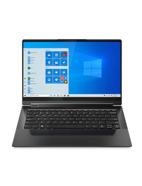 Nešiojamasis kompiuteris Lenovo Yoga 9 Intel Core i7-1185G7/14FHD/16GB/512GB SSD/Win10 Shadow black