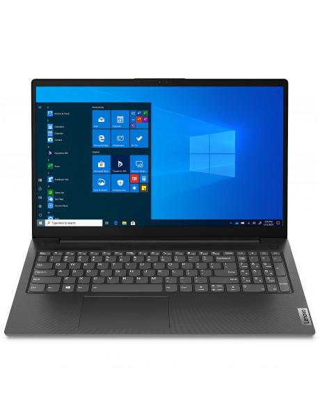 Nešiojamas kompiuteris LENOVO V15 R5-5500U/15.6FHD/8GB/256SSD/RJ45/10P/ EN