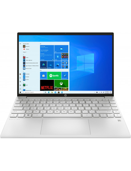 Nešiojamasis kompiuteris HP Pavilion Aero 13-be0001nn Ryzen 5 5600U/8GB/512GB SSD/Win10 Natural silv