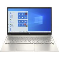 Nešiojamasis kompiuteris HP 15-eh0037nw Ryzen R5-4500U/8GB/512GB SSD/Win10 White warm