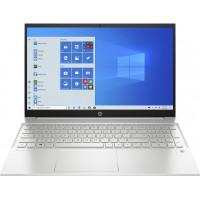 Nešiojamasis kompiuteris HP 15-eh0006nw Ryzen R5 4500U/8GB/512GB SSD/Win10 White