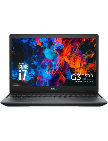 Nešiojamasis kompiuteris Dell G3 15 3500 AG FHD i7-10750H/8GB/512GB SSD/GTX1650Ti-4GB/Win10