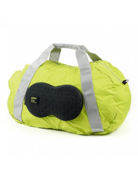 LN1513U APEANUT DUFFLE Lexon krepšys lime