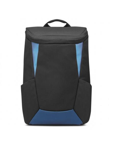 Kompiuterio krepšys Lenovo Gaming Backpack GX40Z24050 Black, Waterproof, 15.6