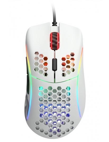 PELYTĖ Glorious PC Gaming Race Model O Matte White, GO-WHITE