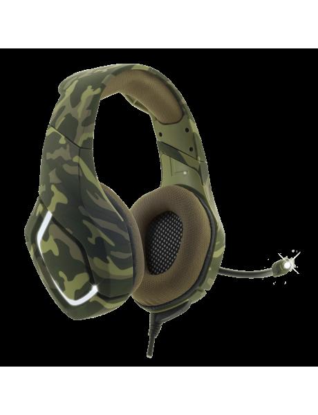 AUSINĖS Spirit Of Gamer Elite Series Over Ear Headset ELITE-H50 Camouflage