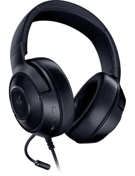 AUSINĖS Razer Gaming Headset, USB, Kraken X, Built-in microphone