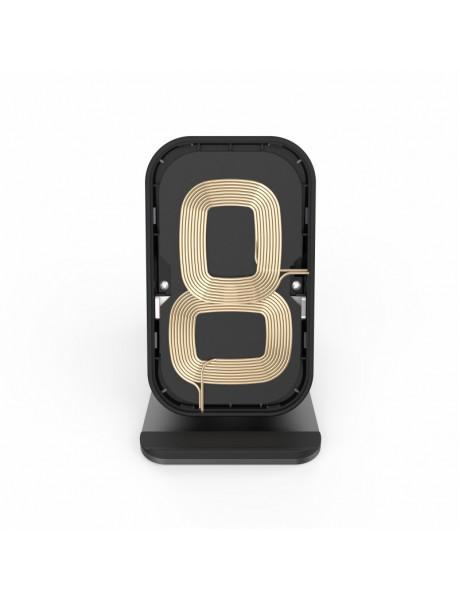 BEVIELIS KROVIKLIS-STOVAS HAVIT 330 Qi 10W/dual coil