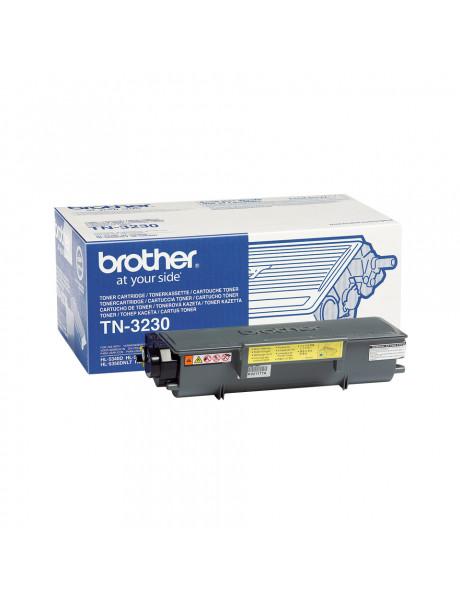 Brother TN-3230 Toner Cartridge, Black