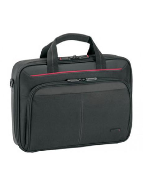 Targus Classic Fits up to size 13.4 , Black, Messenger - Briefcase, Shoulder strap