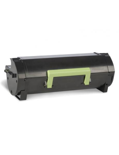 Lexmark 60F2H0E Cartridge, Black, 10000 pages