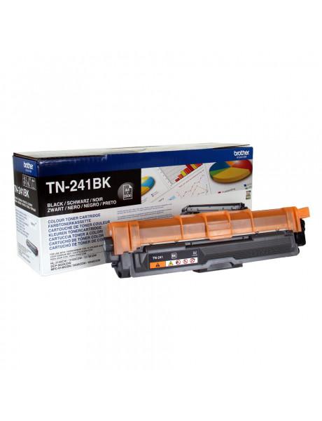 Brother TN-241BK Toner Cartridge, Black