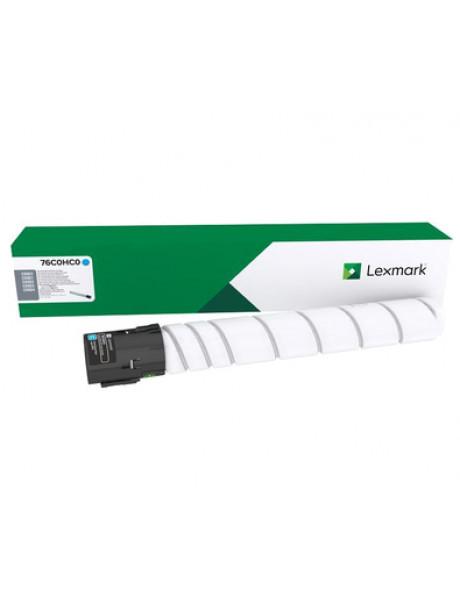 Lexmark Cartrige 76C0HC0 Laser, Cyan