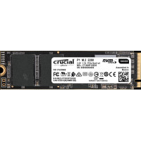 Crucial P1 1000 GB, SSD interface M.2 NVME, Write speed 1700 MB/s, Read speed 2000 MB/s