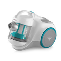 Gallet Vacuum Cleaner GALASP130 Bagless, Dry cleaning, Power 850 W, Dust capacity 1 L, 75 dB, White