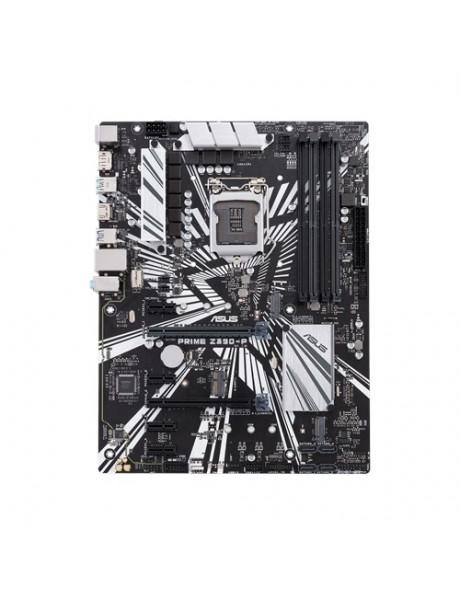 Asus PRIME Z390-P Processor family Intel, Processor socket LGA1151, DDR4, Memory slots 4, Chipset Intel Z, ATX