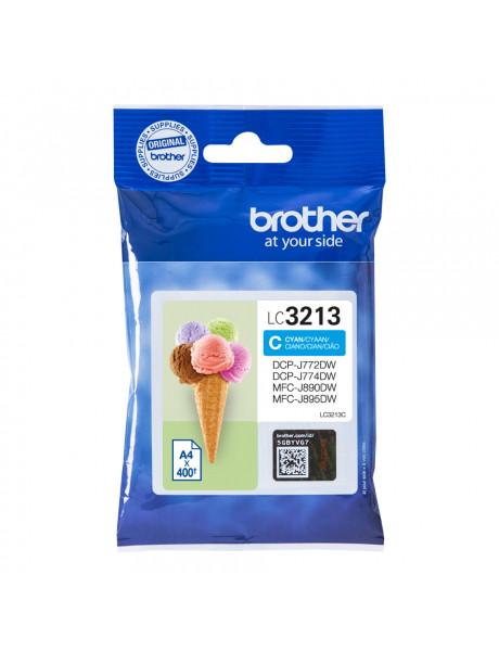 Brother LC3213C Ink Cartridge, Cyan